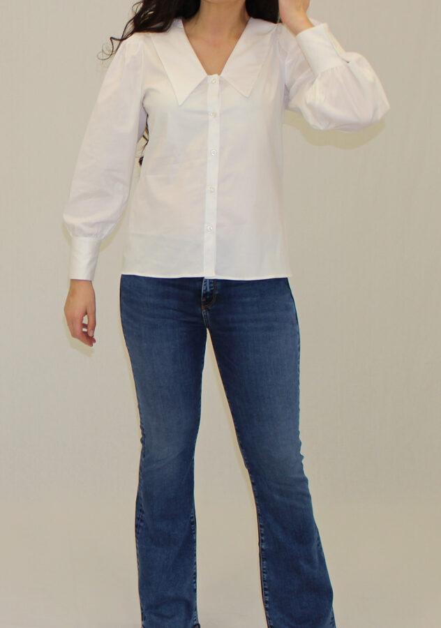 Balti Vicolo marškiniai