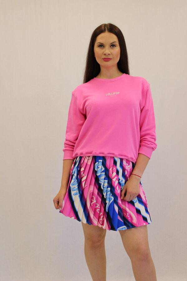 Spalvotas Vicolo sijonas