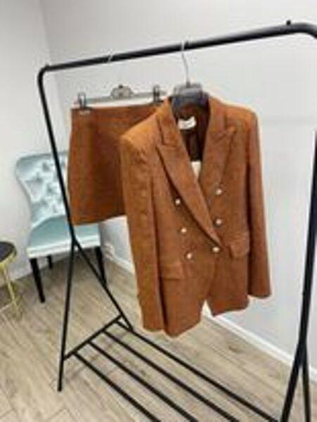 Vicolo rudas sijonas