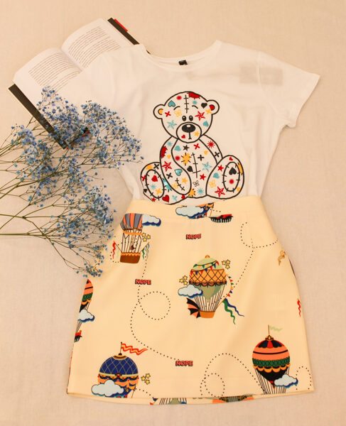 Vicolo balionų sijonas