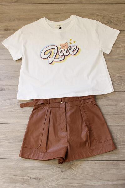 Vicolo love marškinėliai
