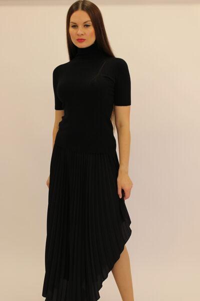 Vicolo juodas ilgas sijonas